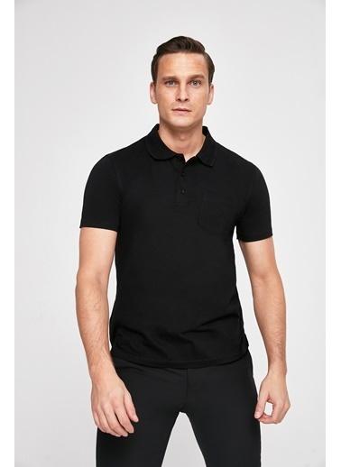 D'S Damat Tişört Siyah
